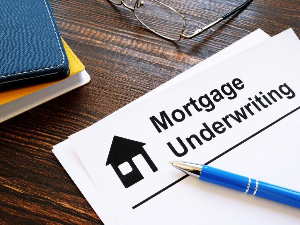 Mortgage Underwriting Document