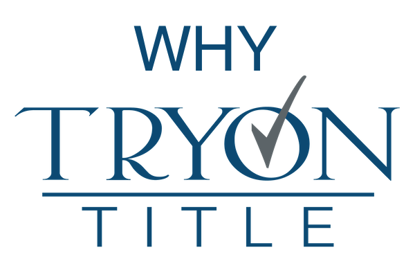 why tryon title